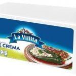 Queso doble crema La Villita por kg