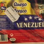 Queso fresco tipo paisa venezuela