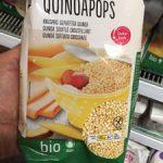 Quinoapops : quinoa soufflé croustillant