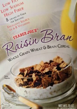 Raisin Bran Whole Grain Wheat & Bran Cereal