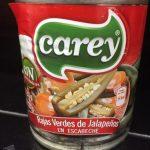 Rajas verdes Carey