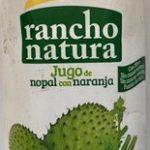 Rancho Natura Jugo de Nopal con Naranja
