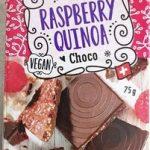 Raspberry Quinoa Choco