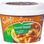 Ravioli Napoli ricotta et épinards