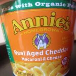 Real Aged Cheddar Macaroni and Cheese