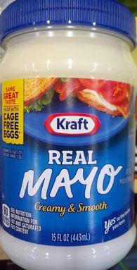 Real MAYO Creamy & Smooth