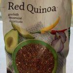 Red Quinoa décortiqué