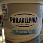 Reduced Fat Cream Cheese