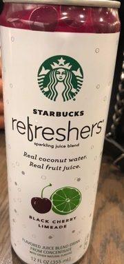 Refreshers Black Cherry Limeade