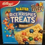 Rice Krispies Treats Sabor Original
