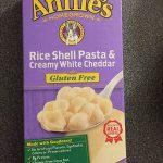 Rice Shells & Creamy White Cheddar