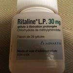 Ritanine L.P .30mg