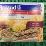 Roland Pain croustillant 3 graines