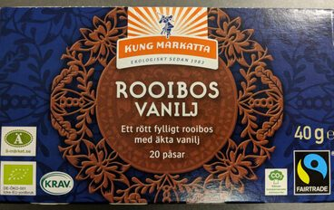 Roobios vanilj