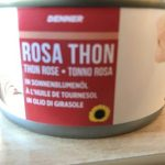 Rosa Thon In Sojaöl