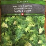 Rosettes de brocoli