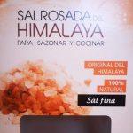 Sal Rosada del Himalaya 100%Natural