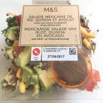 Salade à la Mexicaine au Maïs doux