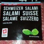 Salami suisse