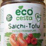 Salchichas de tofu