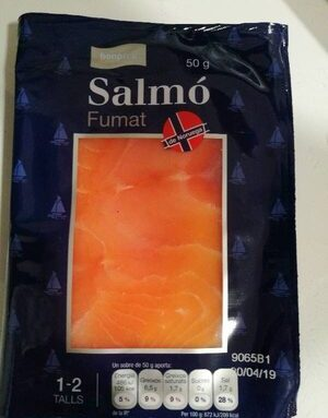 Salmó Fumat