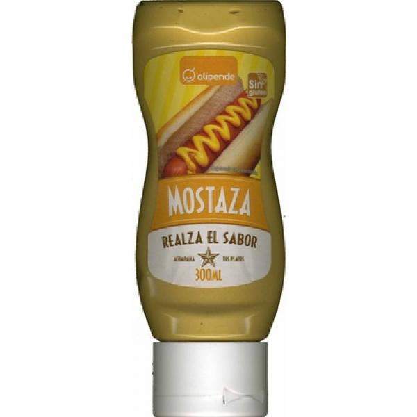 "Salsa de mostaza ""Alipende"""