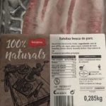 Salsitxa Fresca de porc
