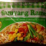 Samyang Ramen Orientalisk smak