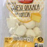 San Jacinto Bolitas de Queso oaxaca con cotija