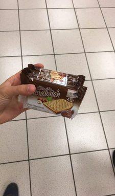Sandwich Choco/noisette
