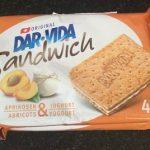 Sandwich abricots