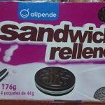 Sandwich relleno