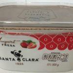 Santa Clara yogurt sabor Fresa
