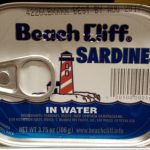 Sardines in Water