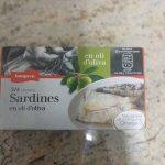 Sardines oli oliva