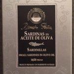 Sardinillas En Aceite De Oliva Ramón Peña (piezas 16-20)