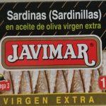 Sardinillas en aceite de oliva virgen extra