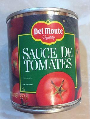 Sauce De Tomates