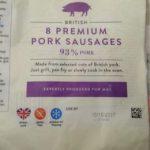 Saucisses Premium 93%porc