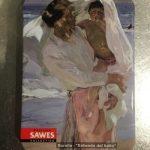 Sawes Regaliz Art Collection Caja Metalica 20 GR 6 Modelos Diferentes (Sin Azucar Añadido)