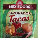 Sazonador tacos