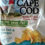 Sea Salt & Vinegar Kettle Cooked Potato Chips