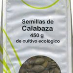 Semillas de calabaza sin cáscara