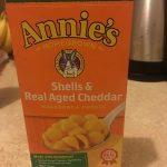 Shells & Real Aged Cheddar Macaroni & Cheese