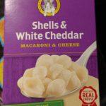 Shells & White Cheddar
