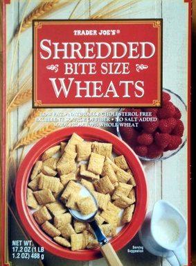 Shredded Bite Size Wheats