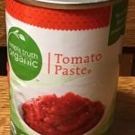Simple Truth organic Tomato Paste