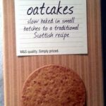 Simply M&S  oatcakes