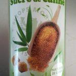 Sirop sucre de canne