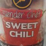 Slender chef sweet chili